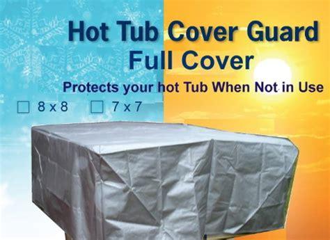 7x7 tub cover spa guard tub cover 7x7 799599022479 ez tubs