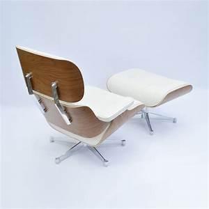 Eames Chair Weiß : eames lounge chair von vitra neue ma e weiss 20 rabatt nur 5990 ~ Markanthonyermac.com Haus und Dekorationen