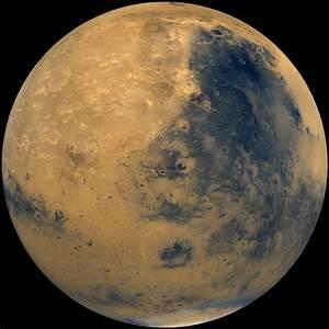 Mars - Viking 1 Orbiter