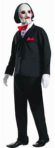 Adult Billy Saw Horror Men Costume | $53.99 | The Costume Land