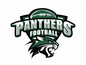 Panthers Football logo design - 48HoursLogo.com