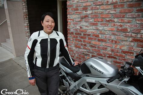 Rev'it Galactic Women's Leather Motorcycle Jacket Review