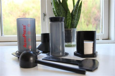If you want to enjoy an espresso shot or. AeroPress Coffee Maker Review - The Little Coffee Maker ...