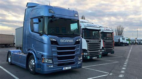 Interni Scania R - scs software szykuje scania s i scania r do gry truck