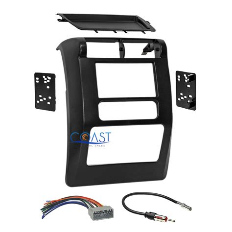 Wrangler Subwoofer Wire Harnes by Car Radio Stereo 2 Din Dash Kit Panel Wire Harness For