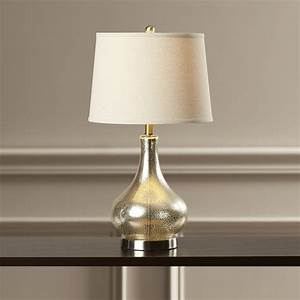 Contemporary table lamps with simple design futuristic for K living table lamp