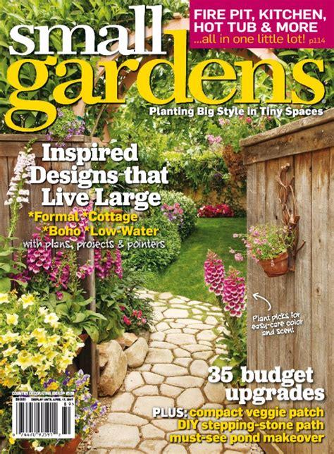 Garden Magazine by Small Gardens Magazine Digital Discountmags