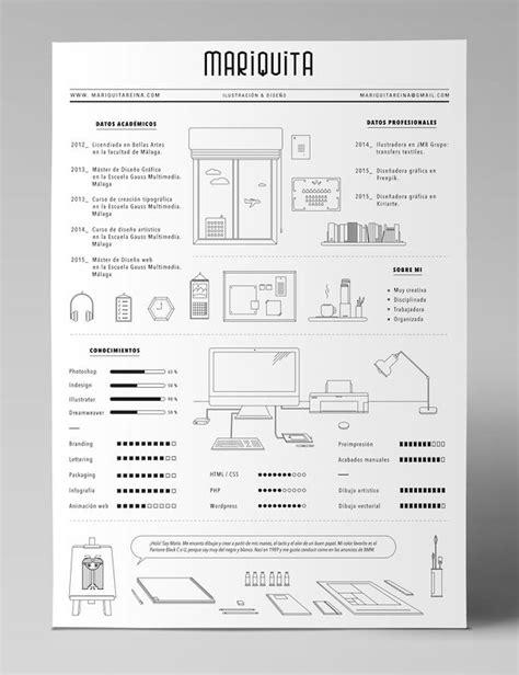 infographic resumes cv design