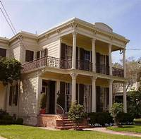 new orleans style house plans The Deco Blog: Louisiana Plantations