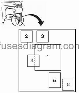 Fuse Box Diagram Opel  Vauxhall Corsa B