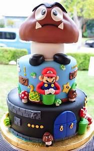 Super Mario Kuchen : super mario torten pinterest kuchen geburtstagskuchen und mario kuchen ~ Frokenaadalensverden.com Haus und Dekorationen