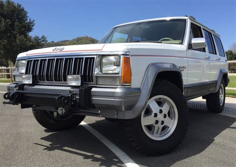 1991 jeep laredo for sale bat auctions closed may 2 2019 lot 449 bring