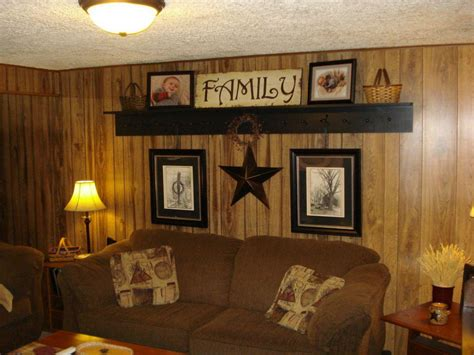 wood paneling makeover remodel loccie  homes