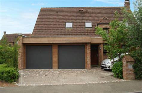 garage bois adosse maison veranclassic un garage sur mesure en bois de 1 232 re qualit 233