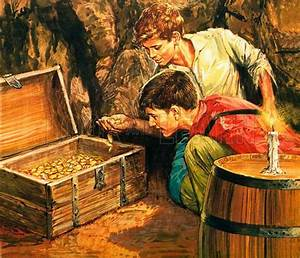 Tom Sawyer and Huckleberry Finn - Look and Learn History ...