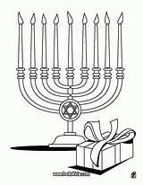 Hanukkah Dltk Getdrawings Coloringhome sketch template