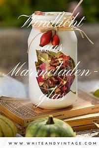 Windlichter Selber Machen : upcycling deko windlichter aus marmeladengl sern selber ~ Lizthompson.info Haus und Dekorationen