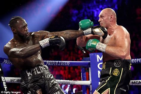 Tyson Fury hits back at Deontay Wilder's brother over ...