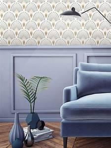 Papier Peint Deco : papier peint art d co nos mod les pr f r s joli place ~ Voncanada.com Idées de Décoration