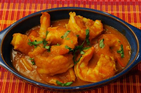 galangal cuisine king prawn bhuna or jumbo shrimp curry