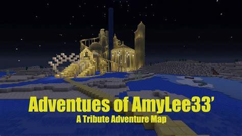 amylee  mermaid tribute adventure xbox minecraft