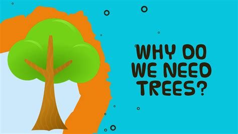 Why Need Trees Facts About For Youtube