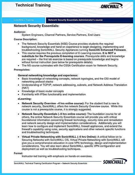 Network Security Resume Doc by Powerful Cyber Security Resume To Get Hired Right Away