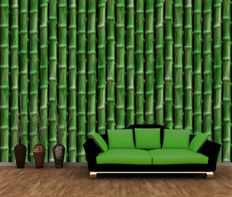 bamboo wallpaper designs wall painting bamboo design