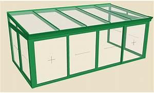 Prix Veranda En Kit : construire sa v randa boit ~ Premium-room.com Idées de Décoration