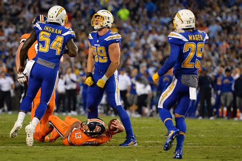 chargers joey bosa   pace   reggie white