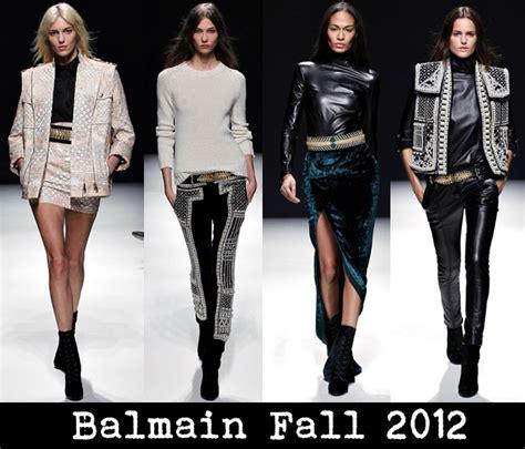 balmain fall  red carpet fashion awards