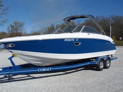 Cobalt Boats In Oklahoma by Cobalt Boats For Sale In Oklahoma