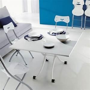Table Basse Transformable En Table Haute : table basse et haute pliante nantes rangeocean ~ Teatrodelosmanantiales.com Idées de Décoration
