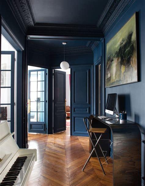 les cuisines de marine les 25 meilleures idées concernant murs bleu marine sur