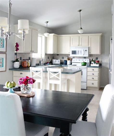 repeindre ses meubles de cuisine en bois repeindre ses meubles de cuisine avant après