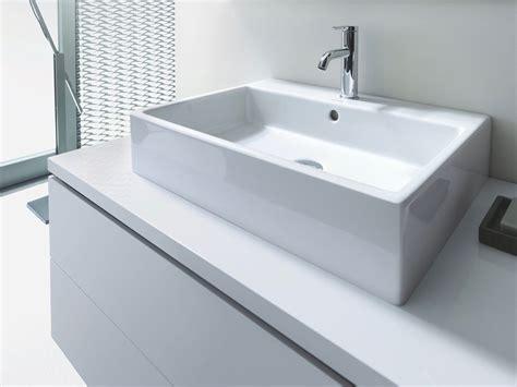Duravit Vero Aufsatzbecken by Vero Air Waschtisch Badezimmer