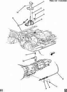 Service Manual  How To Adjust Transmission Linkage 2001