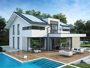 Kleines Haus Mit Garten Kaufen : concept m 211 smartes traumhaus der extraklasse ~ Frokenaadalensverden.com Haus und Dekorationen