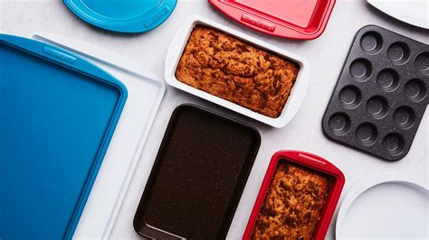 ceramic coated bakeware baking pan nonstick epicurious