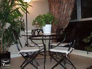 Table Fer Forgé Ronde : table ronde verre table basse fer forge paris ~ Teatrodelosmanantiales.com Idées de Décoration