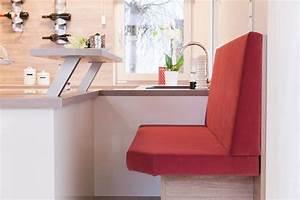 Küche Mit Sitzbank : k che mit theke und roter sitzbank inneneinrichtung haus ~ Michelbontemps.com Haus und Dekorationen