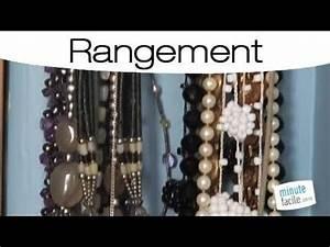 Comment Ranger Ses Bijoux : id es pour bien ranger ses colliers et bijoux youtube ~ Dode.kayakingforconservation.com Idées de Décoration
