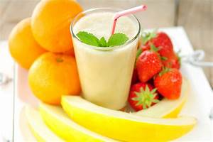 Smoothie fruit maken