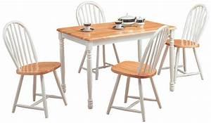 Quality white kitchen table sets Kitchen ideas