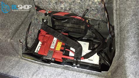 bmw e90 batterie bst battery safety terminal emulator installation