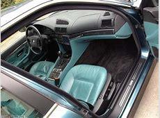 Z1XX – Leder Nappa Barbadosgruen N9P1 – The BMW E38 7