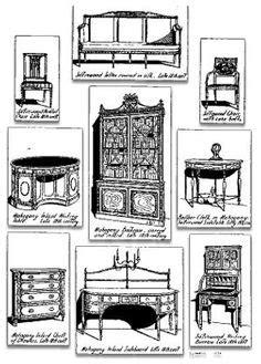 thomas sheraton    furniture maker   period