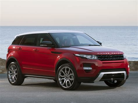 Land Rover Range Rover Evoque 5 Door 2018 2018 2018