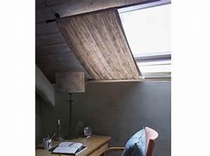 Rideau Pour Velux : d coration idee rideau velux ~ Edinachiropracticcenter.com Idées de Décoration
