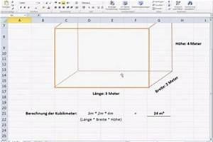 Wie Quadratmeter Berechnen : video berechnung der kubikmeter so geht 39 s ~ Themetempest.com Abrechnung